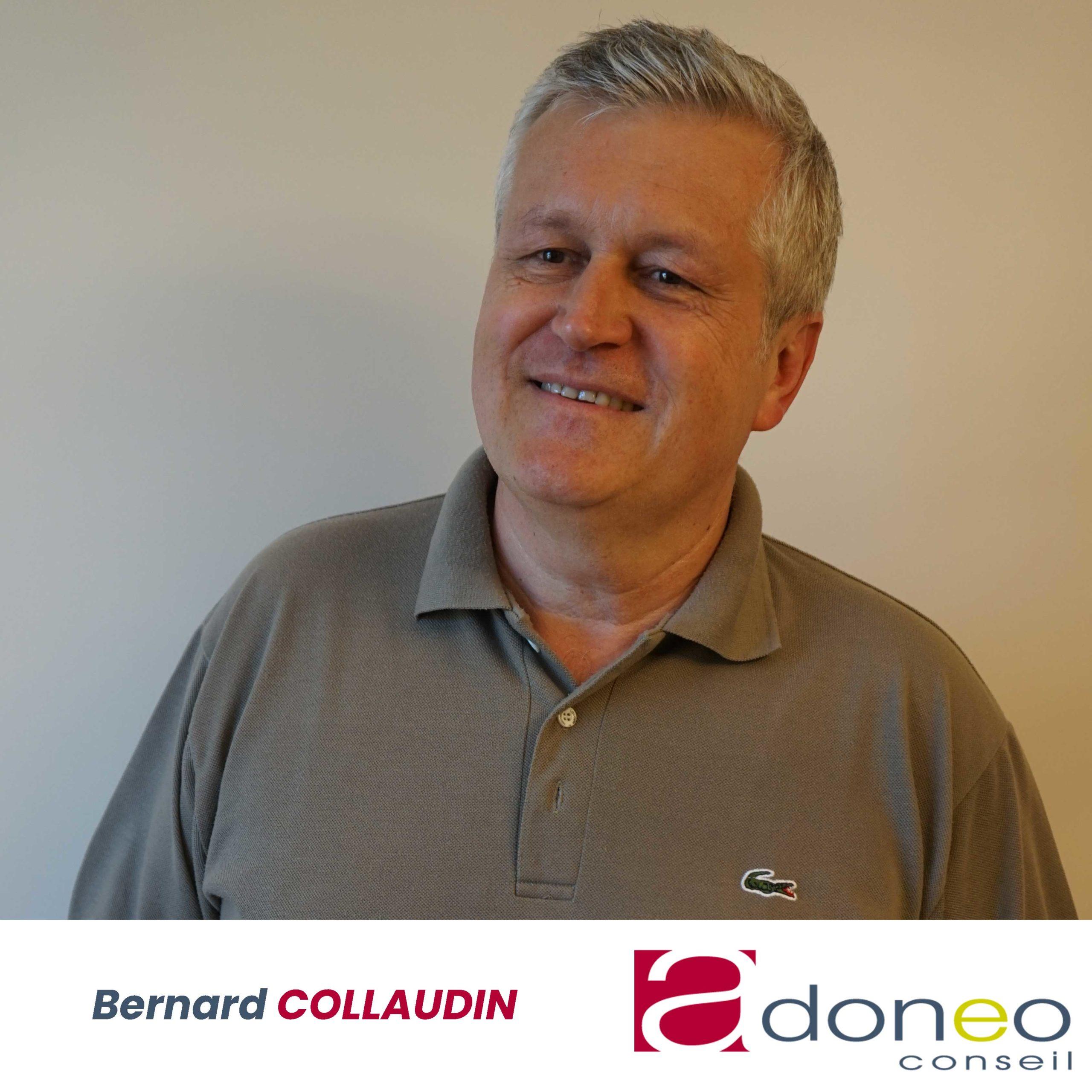 dirigeant Bernard Collaudin Adoneo Conseil